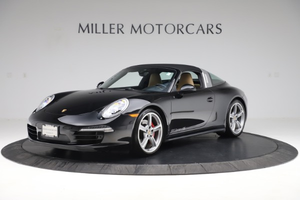 Used 2016 Porsche 911 Targa 4S for sale Sold at Aston Martin of Greenwich in Greenwich CT 06830 26