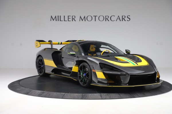 Used 2019 McLaren Senna for sale Sold at Aston Martin of Greenwich in Greenwich CT 06830 10