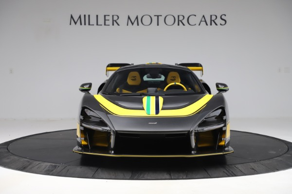 Used 2019 McLaren Senna for sale Sold at Aston Martin of Greenwich in Greenwich CT 06830 11