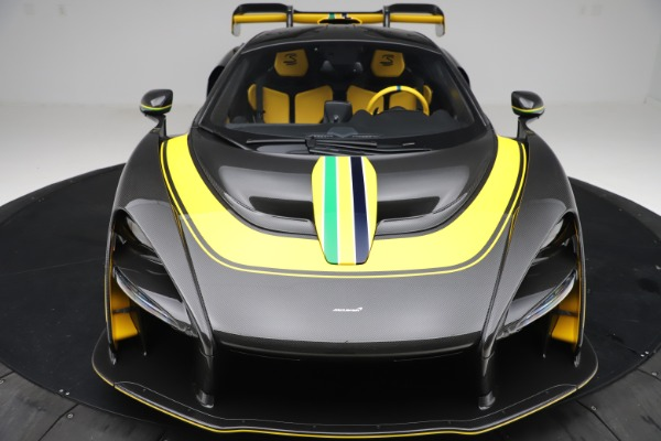 Used 2019 McLaren Senna for sale Sold at Aston Martin of Greenwich in Greenwich CT 06830 13
