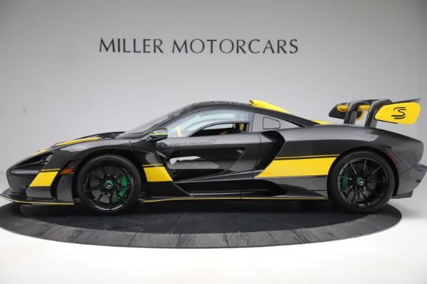 Used 2019 McLaren Senna for sale Sold at Aston Martin of Greenwich in Greenwich CT 06830 2