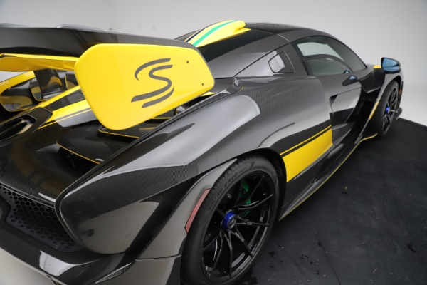 Used 2019 McLaren Senna for sale Sold at Aston Martin of Greenwich in Greenwich CT 06830 23