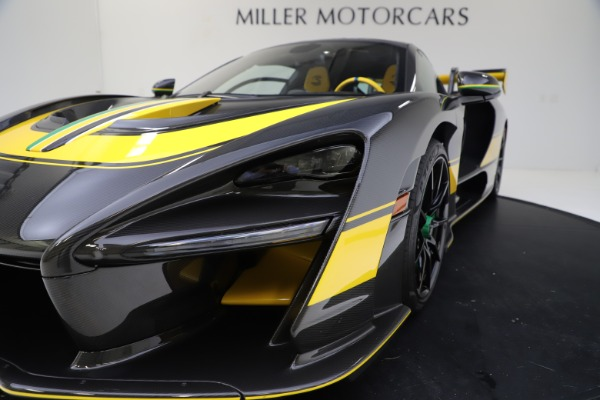 Used 2019 McLaren Senna for sale Sold at Aston Martin of Greenwich in Greenwich CT 06830 25