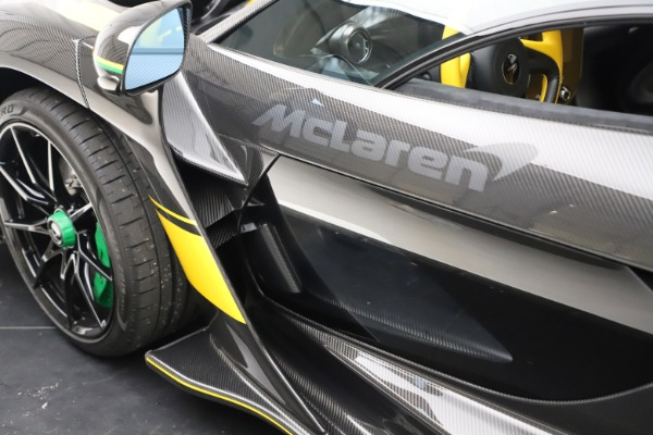 Used 2019 McLaren Senna for sale Sold at Aston Martin of Greenwich in Greenwich CT 06830 26