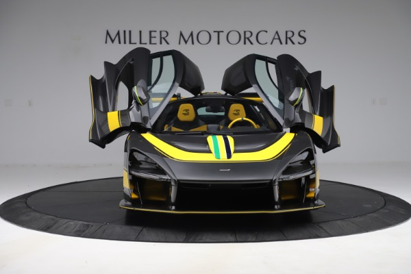 Used 2019 McLaren Senna for sale Sold at Aston Martin of Greenwich in Greenwich CT 06830 27