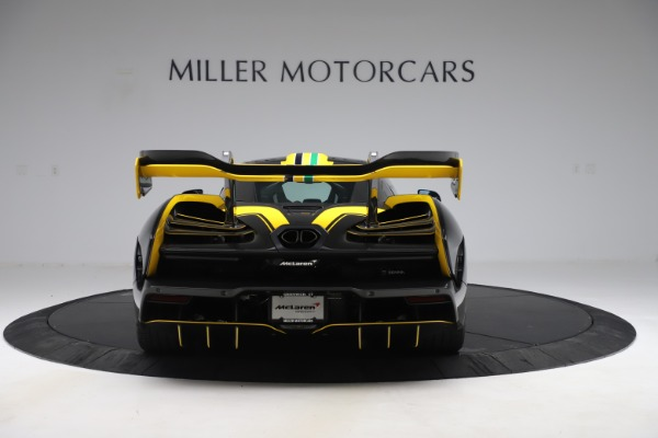 Used 2019 McLaren Senna for sale Sold at Aston Martin of Greenwich in Greenwich CT 06830 5