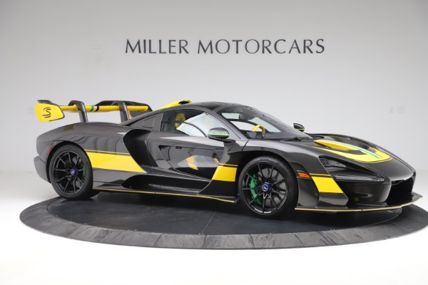 Used 2019 McLaren Senna for sale Sold at Aston Martin of Greenwich in Greenwich CT 06830 9