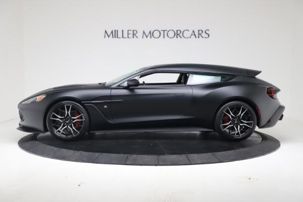 New 2019 Aston Martin Vanquish Zagato Shooting Brake for sale Sold at Aston Martin of Greenwich in Greenwich CT 06830 3