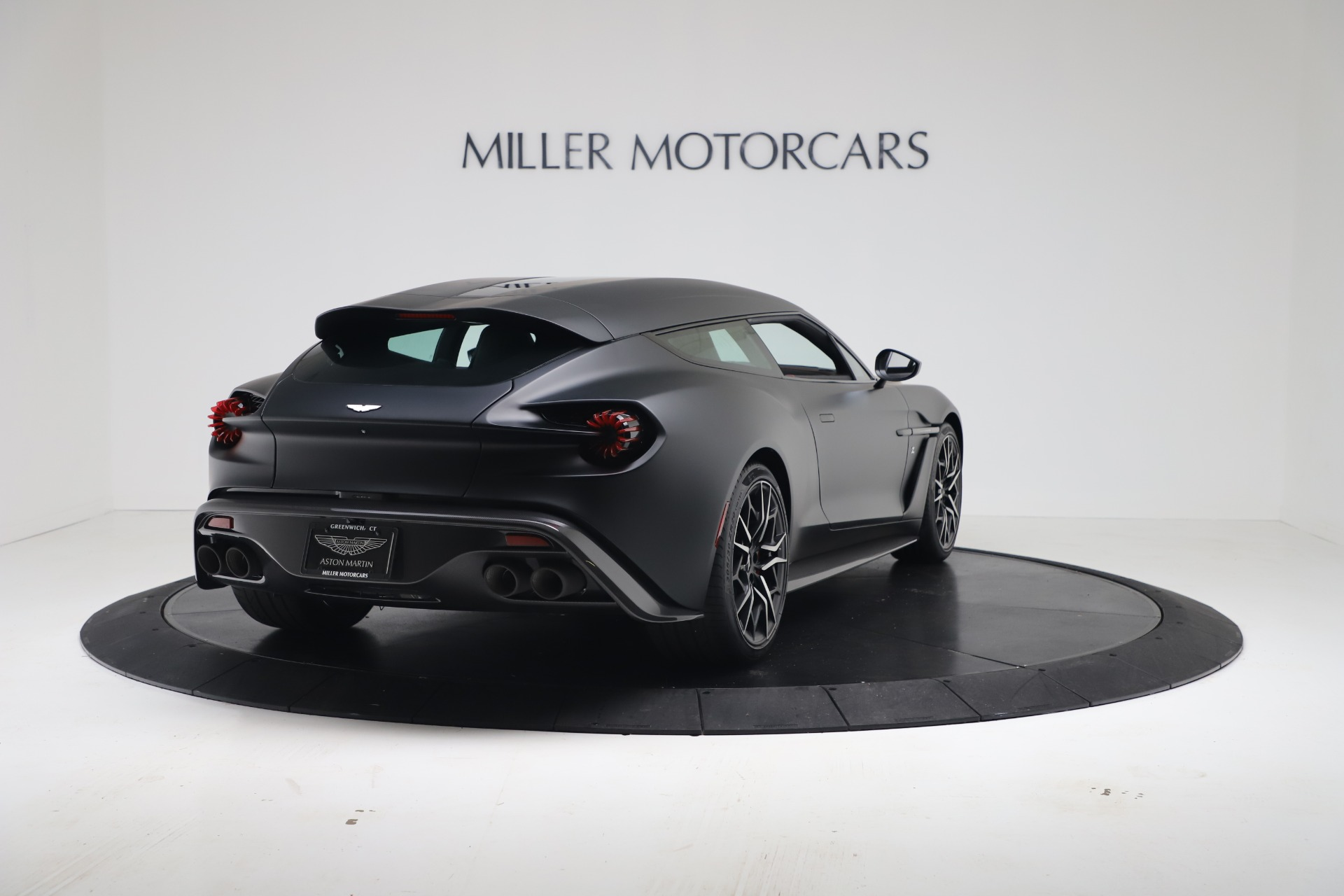 New 2019 Aston Martin Vanquish Zagato Shooting Brake For Sale 909 871 Aston Martin Of Greenwich Stock 7664c