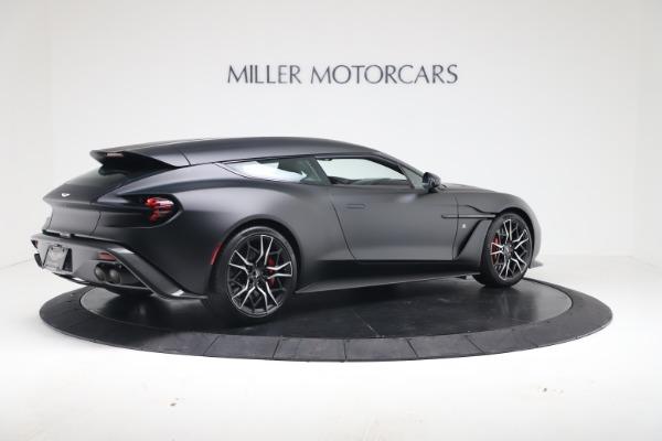 New 2019 Aston Martin Vanquish Zagato Shooting Brake for sale Sold at Aston Martin of Greenwich in Greenwich CT 06830 8