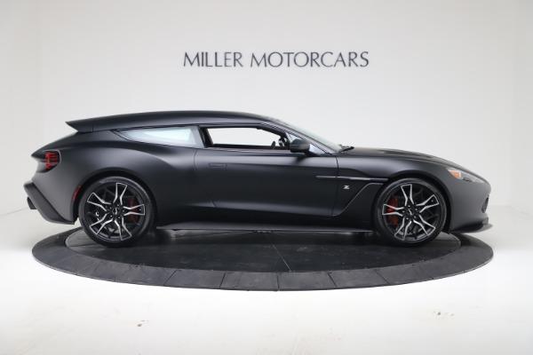 New 2019 Aston Martin Vanquish Zagato Shooting Brake for sale Sold at Aston Martin of Greenwich in Greenwich CT 06830 9
