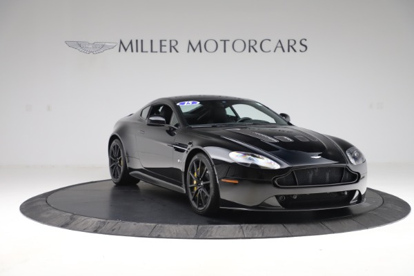 Used 2015 Aston Martin V12 Vantage S Coupe for sale $99,900 at Aston Martin of Greenwich in Greenwich CT 06830 10