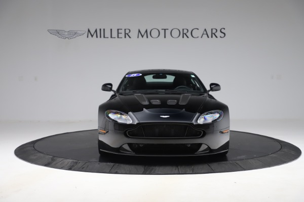 Used 2015 Aston Martin V12 Vantage S Coupe for sale $99,900 at Aston Martin of Greenwich in Greenwich CT 06830 11