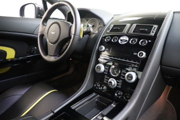 Used 2015 Aston Martin V12 Vantage S Coupe for sale $99,900 at Aston Martin of Greenwich in Greenwich CT 06830 15