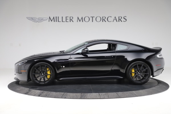 Used 2015 Aston Martin V12 Vantage S Coupe for sale $99,900 at Aston Martin of Greenwich in Greenwich CT 06830 3