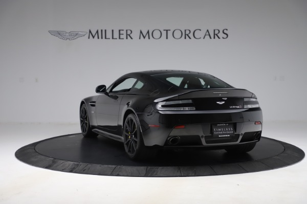 Used 2015 Aston Martin V12 Vantage S Coupe for sale $99,900 at Aston Martin of Greenwich in Greenwich CT 06830 5