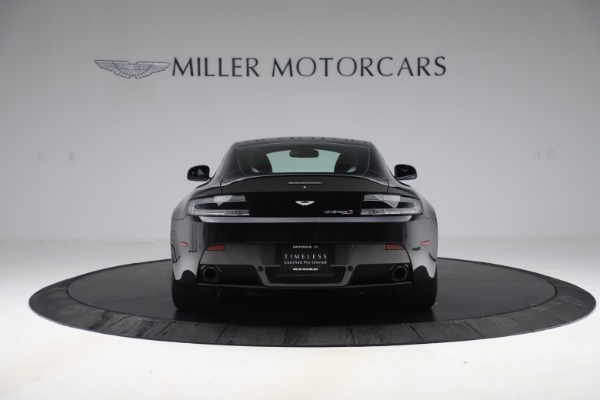 Used 2015 Aston Martin V12 Vantage S Coupe for sale $99,900 at Aston Martin of Greenwich in Greenwich CT 06830 6