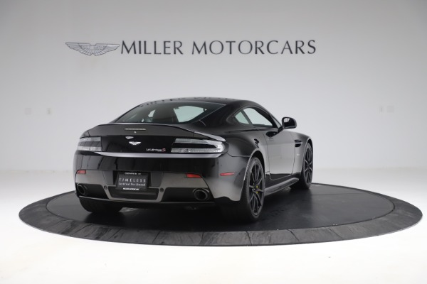 Used 2015 Aston Martin V12 Vantage S Coupe for sale $104,900 at Aston Martin of Greenwich in Greenwich CT 06830 7