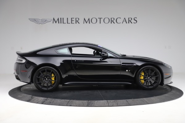 Used 2015 Aston Martin V12 Vantage S Coupe for sale $99,900 at Aston Martin of Greenwich in Greenwich CT 06830 8