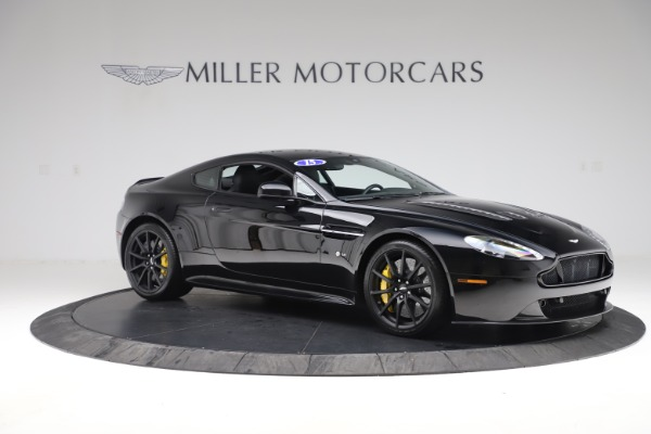 Used 2015 Aston Martin V12 Vantage S Coupe for sale $99,900 at Aston Martin of Greenwich in Greenwich CT 06830 9
