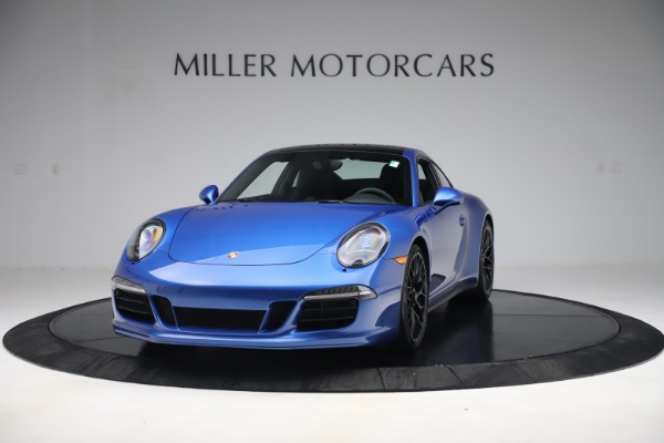 Used 2015 Porsche 911 Carrera GTS for sale Sold at Aston Martin of Greenwich in Greenwich CT 06830 2