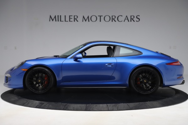 Used 2015 Porsche 911 Carrera GTS for sale Sold at Aston Martin of Greenwich in Greenwich CT 06830 4