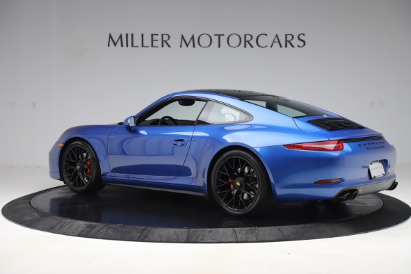 Used 2015 Porsche 911 Carrera GTS for sale Sold at Aston Martin of Greenwich in Greenwich CT 06830 5