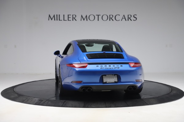 Used 2015 Porsche 911 Carrera GTS for sale Sold at Aston Martin of Greenwich in Greenwich CT 06830 6