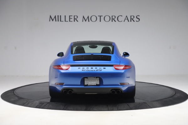 Used 2015 Porsche 911 Carrera GTS for sale Sold at Aston Martin of Greenwich in Greenwich CT 06830 7