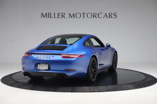 Used 2015 Porsche 911 Carrera GTS for sale Sold at Aston Martin of Greenwich in Greenwich CT 06830 8
