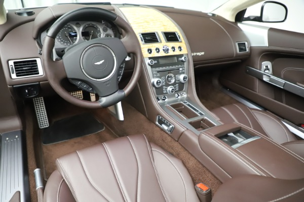 Used 2012 Aston Martin Virage Volante for sale Sold at Aston Martin of Greenwich in Greenwich CT 06830 21