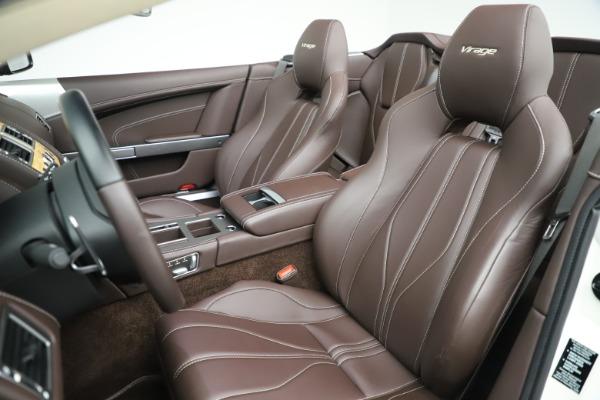 Used 2012 Aston Martin Virage Volante for sale Sold at Aston Martin of Greenwich in Greenwich CT 06830 22