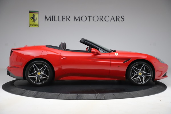 Used 2017 Ferrari California T for sale Sold at Aston Martin of Greenwich in Greenwich CT 06830 10