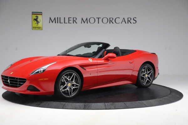 Used 2017 Ferrari California T for sale Sold at Aston Martin of Greenwich in Greenwich CT 06830 2