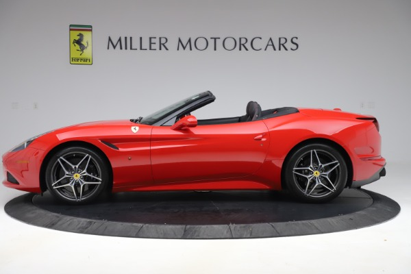 Used 2017 Ferrari California T for sale Sold at Aston Martin of Greenwich in Greenwich CT 06830 3