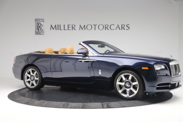 Used 2017 Rolls-Royce Dawn for sale $265,900 at Aston Martin of Greenwich in Greenwich CT 06830 11