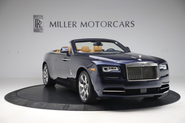 Used 2017 Rolls-Royce Dawn for sale $265,900 at Aston Martin of Greenwich in Greenwich CT 06830 12