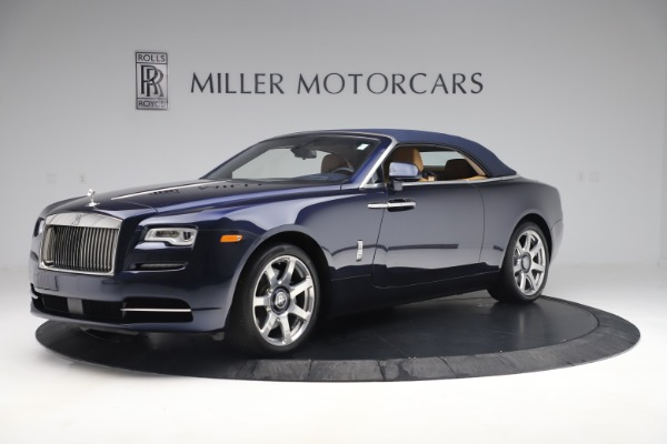 Used 2017 Rolls-Royce Dawn for sale $265,900 at Aston Martin of Greenwich in Greenwich CT 06830 13