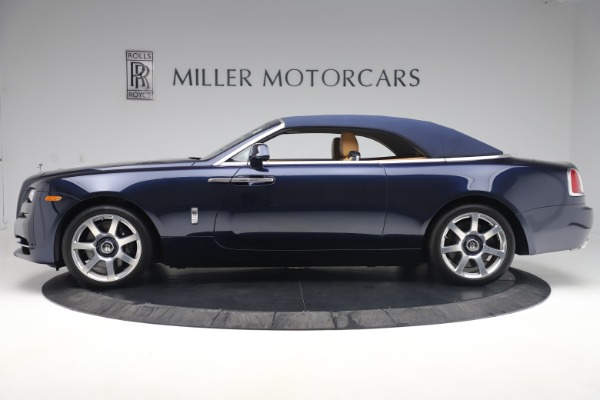 Used 2017 Rolls-Royce Dawn for sale $265,900 at Aston Martin of Greenwich in Greenwich CT 06830 14