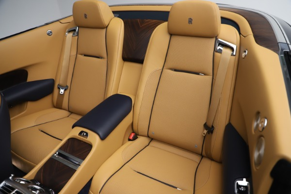 Used 2017 Rolls-Royce Dawn for sale $265,900 at Aston Martin of Greenwich in Greenwich CT 06830 21