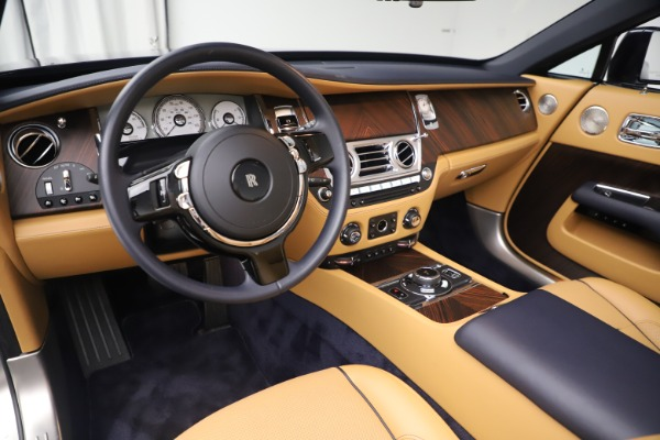 Used 2017 Rolls-Royce Dawn for sale $265,900 at Aston Martin of Greenwich in Greenwich CT 06830 22