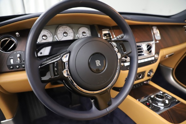 Used 2017 Rolls-Royce Dawn for sale $265,900 at Aston Martin of Greenwich in Greenwich CT 06830 23