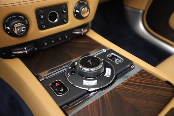Used 2017 Rolls-Royce Dawn for sale $265,900 at Aston Martin of Greenwich in Greenwich CT 06830 24