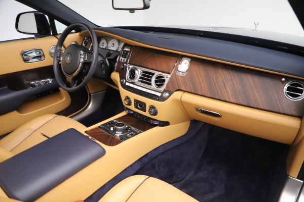 Used 2017 Rolls-Royce Dawn for sale $265,900 at Aston Martin of Greenwich in Greenwich CT 06830 26