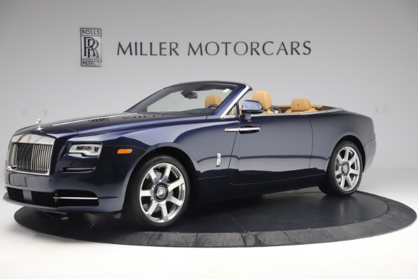 Used 2017 Rolls-Royce Dawn for sale $265,900 at Aston Martin of Greenwich in Greenwich CT 06830 3