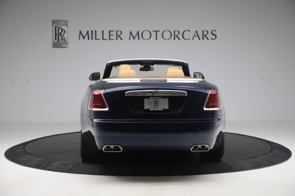 Used 2017 Rolls-Royce Dawn for sale $265,900 at Aston Martin of Greenwich in Greenwich CT 06830 7