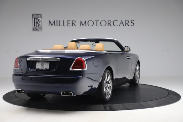 Used 2017 Rolls-Royce Dawn for sale $265,900 at Aston Martin of Greenwich in Greenwich CT 06830 8