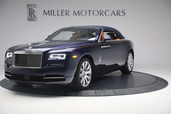Used 2017 Rolls-Royce Dawn for sale $248,900 at Aston Martin of Greenwich in Greenwich CT 06830 11