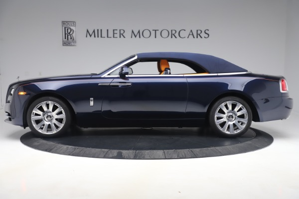 Used 2017 Rolls-Royce Dawn for sale $248,900 at Aston Martin of Greenwich in Greenwich CT 06830 12