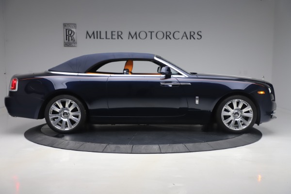 Used 2017 Rolls-Royce Dawn for sale $265,900 at Aston Martin of Greenwich in Greenwich CT 06830 16